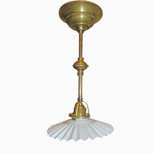 Art Nouveau Pendant Lamp