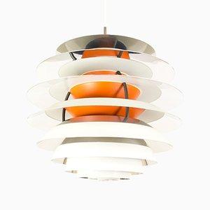 Lampe à Suspension PH Kontrast par Poul Henningsen pour Louis Poulsen, 1960s