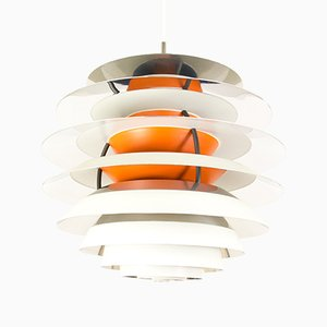 PH Kontrast Pendant by Poul Henningsen for Louis Poulsen, 1960s