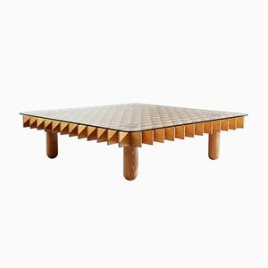 Kyoto Coffee Table by Gianfranco Frattini for Pierluigi Ghianda & Knoll International, 1970s