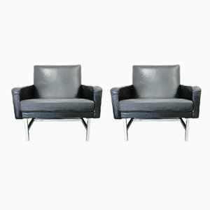 Lounge Chairs from Thonet, 1960s, Set of 2