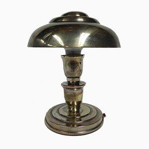 Art Deco Mushroom Tischlampe