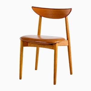 Mid-Century Teak Chair by Harry Østergaard for Randers Møbelfabrik, 1960s