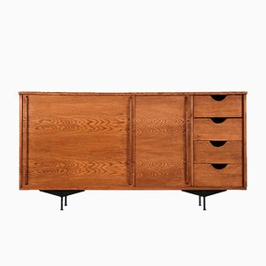Oak Sideboard, 1960s