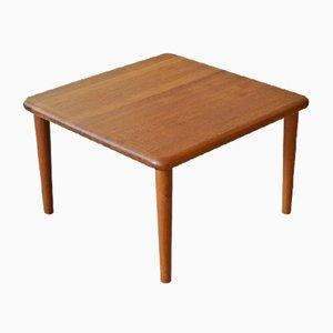 Tavolino da caffè di Grete Jalk per Glostrup, anni '60