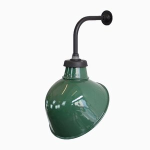 Industrial Wall Lamp from Crossland, 1950s