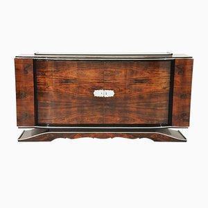 Buffet vintage in legno di noce
