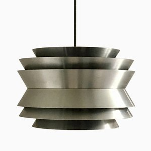 Trava Pendant Light by Carl Thore for Granhaga Metallindustri, 1960s