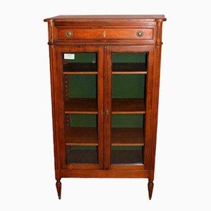 Louis XV Style Walnut Cabinet, 1900s