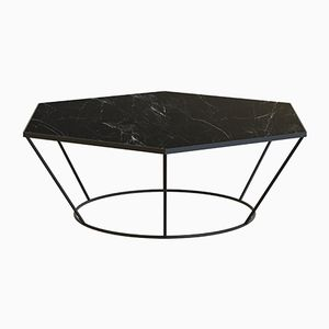 SEI Coffee Table with Black Marble by Alex Baser for MIIST