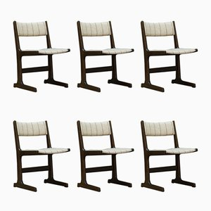 Vintage Dining Chairs from Farstrup, Set of 6