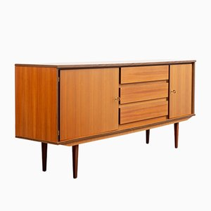Nussholz Sideboard, 1960er