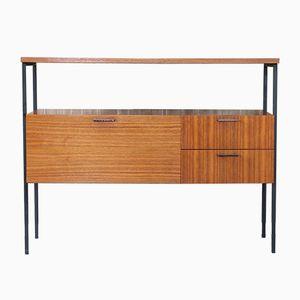 Mid-Century Modern Walnut Cabinet, 1960s