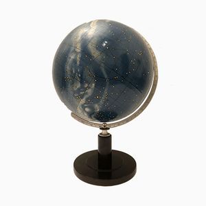 Celestial Globe by J. Riem for Columbus, 1950s