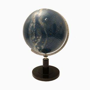 Globo celeste de J. Riem para Columbus, años 50