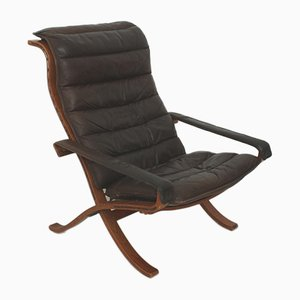 Vintage Flex Lounge Chair by Ingmar Relling for Westnofa