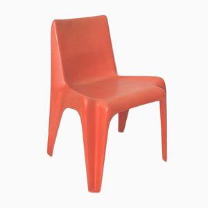 Vintage Stühle von Helmut Bätzner für Bofinger, 2er Set