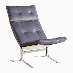 Siesta Chair by Ingmar Relling for Westnofa Møbelfabrikk, 1960s
