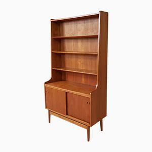 Teak Bookshelf by Johannes Sorth for Nexo, 1970s