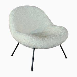 Egg Chair von Fritz Neth für Sitzformbau, 1950er