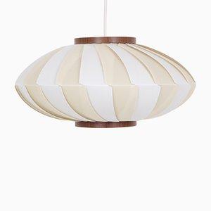 Lámpara colgante danesa vintage de Svend Aage Holm Sørensen