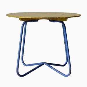 Petite Table d'Appoint par Ko Verzuu pour ADO, 1930s