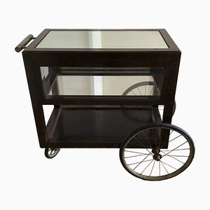 Art Deco French Serving Cart, 1930s