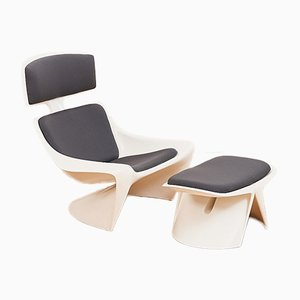 Vintage Meteor Lounge Chair by Steen Ostergaard for Cado