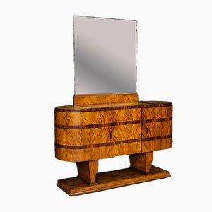 Italian Dresser with Mirror, 1950s