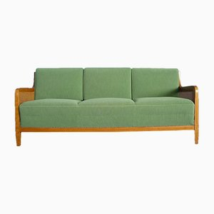Cherrywood Sofa from Schildknecht, 1950s