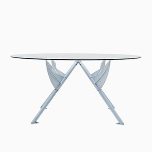 Dining Table by Philippe Starck for Cerruti Baleri, 1984