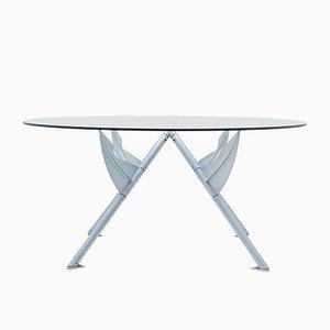 Tavolo da pranzo di Philippe Starck per Cerruti Baleri, 1984