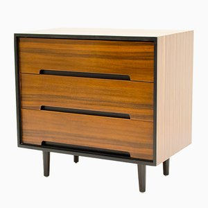 C Range Walnut Chest Of Drawers by John and Sylvia Reid for Stag, 1960s