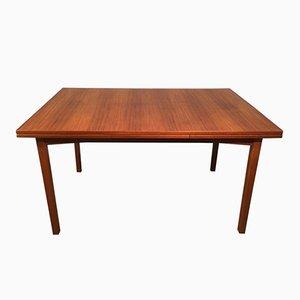 Tavolo da pranzo in teak di Ulferts Mobler, anni '60