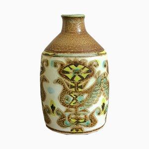 Dänische Keramik Vase von Nils Thorsson für Royal Copenhagen, 1960er