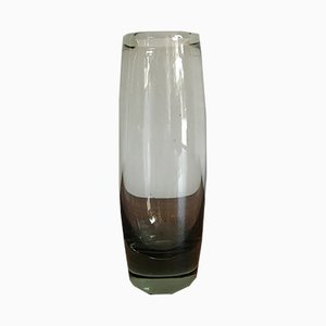 Vaso in vetro di Per Lütken per Holmegaard, anni '60