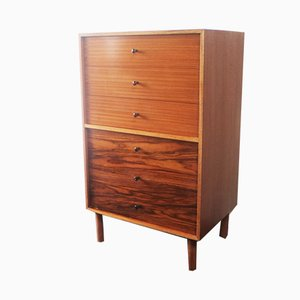 English Tall Chest of Drawers from Uniflex, 1960s