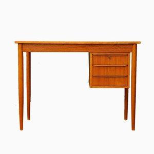 Teak Double-Sided Desk, 1960s