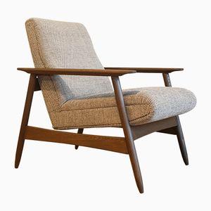 Lounge Chair by Valerija Ema Cukermanienė for Vilniaus Baldų Kombinatas, 1964