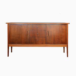 Mid-Century Teak & Rosewood Sideboard from Vanson