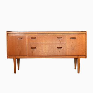 Mid-Century Oak Sideboard from Wrighton
