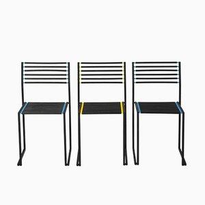 Stühle, 1980er, 3er Set