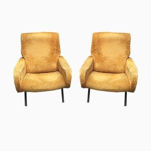 Damen Sessel von Marco Zanuso für Arflex, 1951, 2er Set