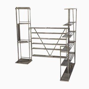 Metallic Shelves, 1993, Set of 3