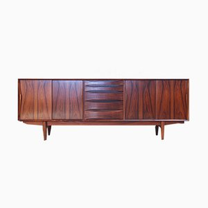 Danish Rosewood Sideboard by Arne Vodder for Dyrlund, 1950s