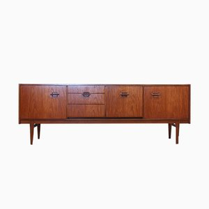 British Teak Sideboard from Nathan, 1960s