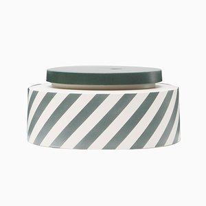 Green Silos Vase by Simona Cardinetti, 2014