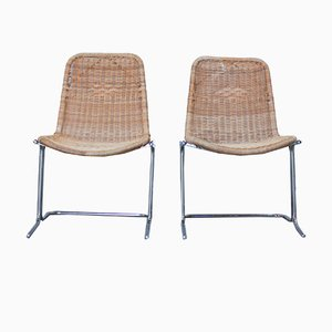 Dining Chairs from Pieff, 1970s, Set of 4