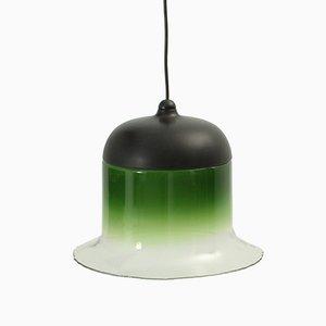 Lámpara de techo de Peill & Putzler, años 70