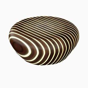 Tavolino da caffè Woods retroilluminata di Giancarlo Zema per Luxyde
